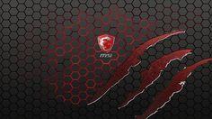 Download MSi 4K Logo Wallpaper Background 3840x2160