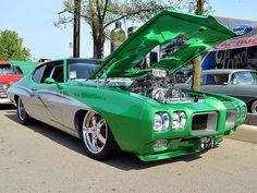 Blown Pontiac GTO | Flickr - Photo Sharing!