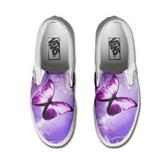 Vans Customized Butterfly only www.makeyourshoes.eu