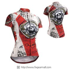 FG Creative (Mall) - #FIXGEAR CS-W502 Women's Short Sleeve #Cycling #Jersey, $51.99 (http://www.fixgearmall.com/fixgear-cs-w502-womens-short-sleeve-cycling-jersey/), Worldwide FreeShipping, #bicycle #sportswear #tracksuit #downhill #mountainbike #ride #bike #cloths #customdesign #tops #womensfashion #womensstyle