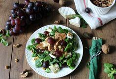 Sałatka+z+winogronami+i+kurczakiem