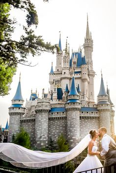 Love is always in bloom here at Disney's Fairy Tale Weddings & Honeymoons. Start planning your dream wedding today.
