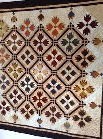 When ever Julie comes to her family vacation house, she brings quilts to hang to make it feel homey. You can imagine how much h...