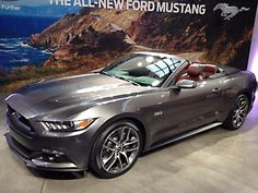 2015 ford mustang convertible | Images of 2015 Ford Mustang Convertible Leak Out | TheDetroitBureau ...
