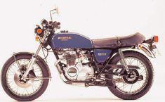 CB 400 Four, 1974-1975