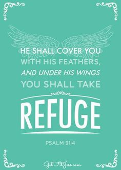 He will take care of you! Don't worry about a thing! ♥