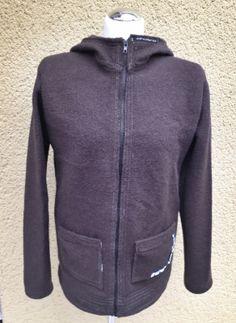 upper palatinate rocks: MEN 2014 loden hoodie jacket brown