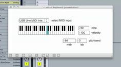 Arduino MIDI Test with Pitchbend Cloud Infrastructure, Search Engine Optimization, Software Development, Arduino, Mirrors, Technology, Startups, Raspberry, Projects