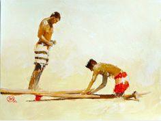 Jean Marie Drouet - Artist | SurfCareers