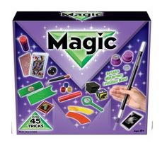 Box of 45 #magic tricks play set wand cards #coins illusion #assorted party trick,  View more on the LINK: 	http://www.zeppy.io/product/gb/2/282141293826/