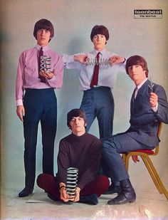 ♥♥♥♥George H. Harrison♥♥♥♥  ♥♥J. Paul McCartney♥♥  ♥♥Richard L. Starkey♥♥  ♥♥John W. O. Lennon♥♥
