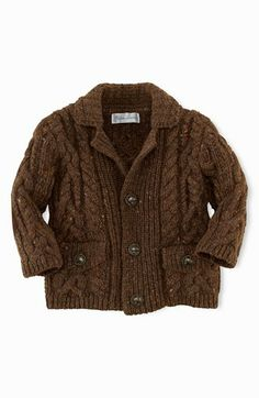 Ralph Lauren Cardigan (Baby Boys) available at #Nordstrom