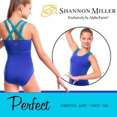 While life isn't about being perfect, this leo certainly is! It is everything you want in a leotard and then a little, no, much more! Comfortable and stylish it's a perfect deal at $52.99