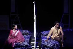 """With the objective of guiding the new generation in building communal harmony, Kobial Trust has been formed by a group of cultural personalities of the country. Under their theatre banner Kobial, they inaugurated their first theatre production """"Shukh"""" on October 21, at Experimental Theatre, Bangladesh Shilpakala Academy."""