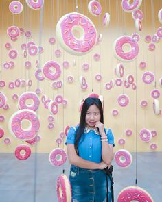 ARE YOU A DONUT? 'CAUSE I FIND YOU A-DOUGH-RABLE! 😊 hey guys! After almost a week of hiatus here in IG, here's a new post for you all! How…