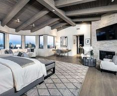 Top 60 Best Master Bedroom Ideas - Luxury Home Interior Designs Rest easy in luxury with the top 60 best master bedroom ideas. Explore home interior designs featuring unique bedding, wall colors and beyond. Dream Master Bedroom, Master Bedroom Design, Home Decor Bedroom, Bedroom Ideas, Bedroom Designs, Beautiful Master Bedrooms, Master Bed Room Ideas, Master Suite Layout, Large Bedroom Layout