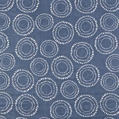 Embankment in Denim by Prestigious Textiles | Curtain Fabric Store Denim Curtains, Curtains With Blinds, Denim Fabric, Curtain Material, Curtain Fabric, Simple Prints, Modern Prints, Curtain Drops, Prestigious Textiles
