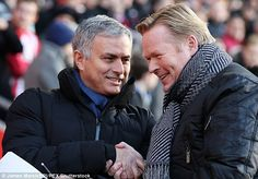 Manchester United manager Jose Mourinho is set to face his first premier league…