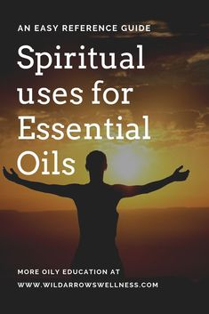 An Easy Reference Guide for using Essential Oils to enhance your meditation or yoga practice.