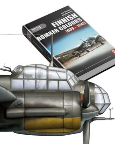 #Ju88 #Finnish #Bomber Colours #Finland #book #aviation #history #military #bestbook #newbook