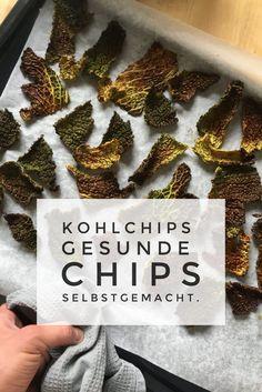 Gesunde Alternative zu Kartoffelchips - Rezept Meat, Healthy Chips, Potato Chips, Napa Cabbage, Homemade, Health, Bakken, Simple, Recipies