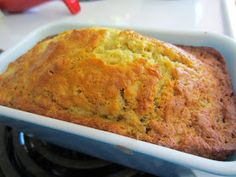 MOIST BANANA BREAD (AMISH). I also added vanilla and cinnamon because.... It's banana bread. Great recipe tho, hit w/ family.