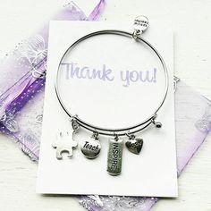 Special ed teacher bracelet special education teacher gift