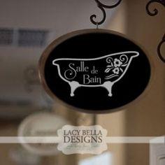 Bathroom Design- Salle de Bain