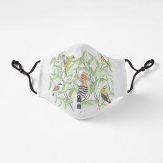 Bird Masks, Buy Birds, Snug Fit, Female Models, Unisex, Prints, Stuff To Buy, How To Wear, Design