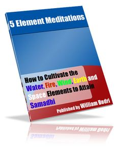 five elements meditation