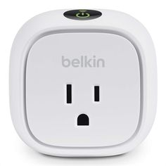 Belkin WEMO INSIGHT; ENERGY USE MONITOR $60 - manage your electronics remotely by smartphone