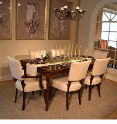 Elite Furniture Gallery DesignMaster High Point Market HPMKT Donora Set  Donora Side Chair - 01-714 - 1803-10 - Grade F Donora Arm Chair - 01-715 - 1803-10 - Grade F www.elitefurnituregallery.com 843.449.3588