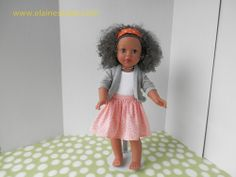 Tangerine Twirl Outfit    $16