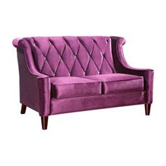 Purple Sofas & Loveseats on Hayneedle - Purple Sofas & Loveseats For Sale