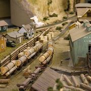 A model train layout, or pike, is the set-up that model railroaders build to run their trains on. It can be any size but is often built on a theme. This may revolve around specific industries like farming, logging or coal, or a specific era, like the Civil War. What ever theme you choose, your railroad should have a purpose, giving your trains a...