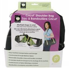 Amazon.com: Cricut Machine Shoulder Bag: Arts, Crafts & Sewing