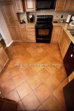 Kitchen Floor Tile?