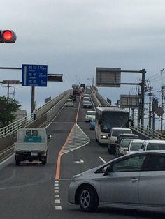 江島大橋 : 境港市 / 松江市, 鳥取県 / 島根県