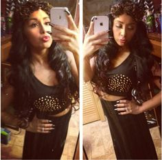 Snooki love her style love her headband lover her
