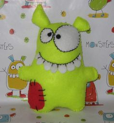 Monsters . Ready to order. Go to: facebook:  max odie