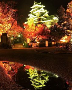 #岡山県 #岡山市 #岡山城 #風景