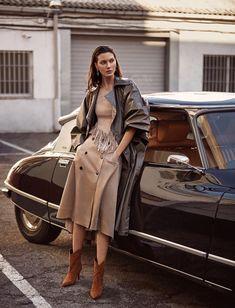 Veroniek Gielkens Mujer Hoy Jonathan Segade Fashion Editorial