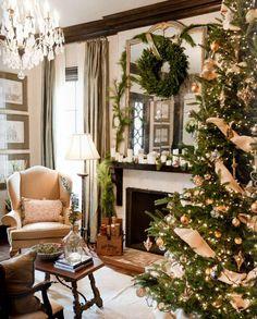 Ashley Gilbreath Interior Design | Montgomery Alabama | Traditional Living Room
