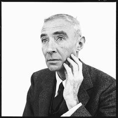 Richard Avedon - Dr. J. Robert, Oppenheimer, physicist, Princeton, New Jersey, December 11, 1958
