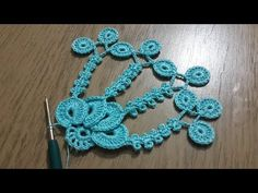 Crochet Bikini Pattern, Crochet Motif, Crochet Doilies, Crochet Flowers, Knit Crochet, Russian Crochet, Irish Crochet, Baby Knitting Patterns, Crochet Patterns