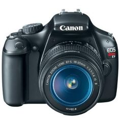 Canon EOS Rebel A High End for DSLR Beginners. I had been so surprised how light may be the Canon EOS Rebel (compared to or using its megapixel the CMOS sensor captures. Canon Dslr, Canon Ef, Canon Camera Reviews, Canon Eos Rebel, Canon Eos 1100d, Canon 1200d, Best Dslr, Dslr Cameras, Shopping