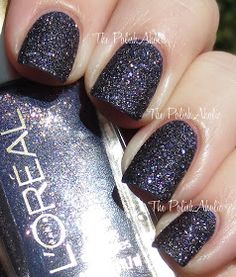 The PolishAholic: L'Oreal Sexy In Sequins