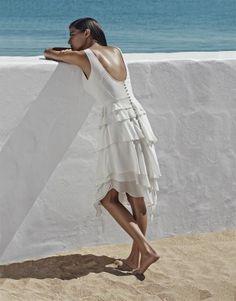 Sahara Layered Dress | Woolworths.co.za