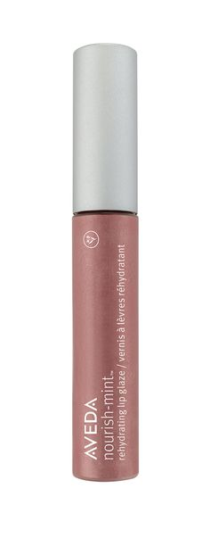Your makeup bag needs a neutral pink gloss! Our Rehydrating Lip Glaze in Pink Lupine is the perfect pick.