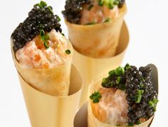 Simple Salmon Mousse Appetizers by Wolfgang Puck